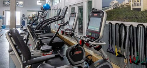 Seaside Amenities - Fitness Center